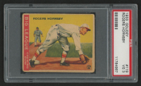 1933 Goudey #119 Rogers Hornsby (PSA 3)