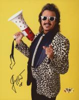 Jimmy Hart Signed WWE 8x10 Photo (MAB Hologram)