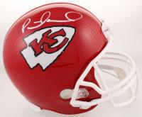 Patrick Mahomes Signed Kansas City Chiefs Full-Size Helmet (JSA COA) at PristineAuction.com