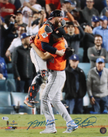 Charlie Morton & Brian McCann Signed Houston Astros 16x20 Photo (Beckett COA) at PristineAuction.com
