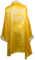 "Ric Flair Signed ""Nature Boy"" Wrestling Robe Inscribed ""16x"" (JSA COA)"
