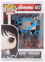 "Shelley Duvall Signed ""Wendy Torrance"" #457 ""The Shining"" Funko Pop! Vinyl Figure (PSA COA)"