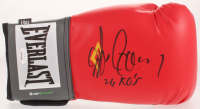 "Gerry Cooney Signed Everlast Boxing Glove Inscribed ""24 KO's"" (JSA COA)"