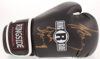 "Gerry Cooney Signed Everlast Boxing Glove Inscribed ""Irish Strong"" (JSA COA)"
