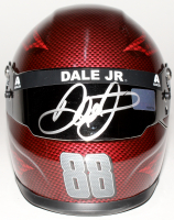Dale Earnhardt Jr. Signed NASCAR Axalta Racing 1:3 Scale Mini-Helmet (Dale Jr. Hologram) (See Description) at PristineAuction.com