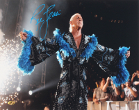 Ric Flair Signed WWE 16x20 Photo (MAB Hologram)