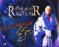Ric Flair Signed WWE 16x20 Photo (MAB Hologram)