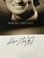 "Wayne Gretzky, Michael Jordan & Tom Brady Signed ""Faces of Sports"" 24x48 Limited Edition Photo (UDA COA) at PristineAuction.com"