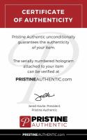 Dale Earnhardt Jr. Signed NASCAR Nationwide 1:3 Scale Mini-Helmet (Dale Jr. Hologram) (Imperfect) at PristineAuction.com