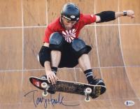 Tony Hawk Signed 11x14 Photo (Beckett COA)