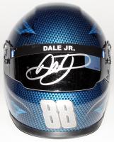 Dale Earnhardt Jr. Signed NASCAR Nationwide 1:3 Scale Mini-Helmet (Dale Jr. Hologram) (See Description) at PristineAuction.com