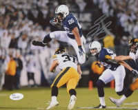 Saquon Barkley Signed Penn State Nittany Lions 8x10 Photo (JSA COA) at PristineAuction.com