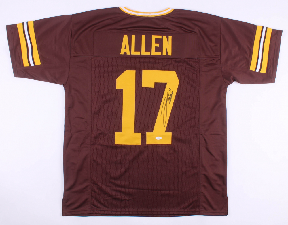 Josh Allen Signed Wyoming Cowboys Jersey (JSA COA) | Pristine Auction