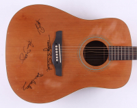 "The Eagles 41"" Acoustic Guitar Band-Signed by (4) with Don Henley, Joe Walsh, Timothy B. Schmit & Glenn Frey (JSA LOA)"
