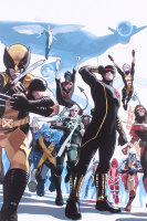 """X-Men Annual Legacy #1"" Limited Edition 18x27 Giclee on Canvas by Daniel Acuna and Marvel Comics"