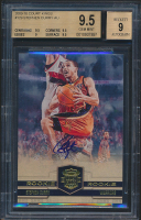 2009-10 Court Kings #129 Stephen Curry Autograph RC (BGS 9.5) at PristineAuction.com