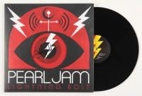 "Eddie Vedder Signed Pearl Jam ""Lightning Bolt"" Vinyl Record Album (JSA ALOA)"