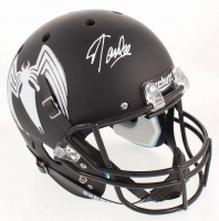 "Stan Lee Signed Custom ""Venom"" Full-Size Helmet (Radtke COA & Lee Hologram)"
