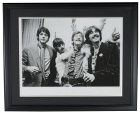 "The Hulton Archive - The Beatles ""Sergeant Pepper Lonely Hearts Club Band"" LE 24x29 Custom Framed Giclee on Paper Display (PA LOA & PCV COA)"