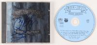 """Jon Bon Jovi & Richie Sambora Signed Bon Jovi """"New Jersey"""" CD Album (JSA COA & REAL LOA)"""