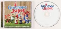 "Elton John Signed ""Gnomeo & Juliet"" Soundtrack CD Album (REAL LOA & JSA COA) at PristineAuction.com"