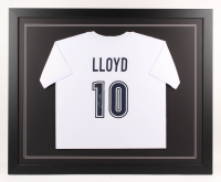 Carli Lloyd Signed 35x43 Custom Framed Jersey (Radtke COA) at PristineAuction.com