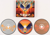 "Journey ""Revelation"" CD Album Signed by (5) With Neal Schon, Steve Smith, Jonathan Cain, Ross Valory (REAL LOA & JSA COA)"