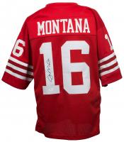 Joe Montana Signed Jersey (JSA COA) at PristineAuction.com