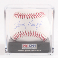 Sandy Koufax Signed OML Baseball with Display Case (PSA LOA - Graded 10)