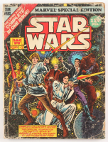 "Vintage 1977 ""Star Wars"" Issue #3 Marvel Comic Book"