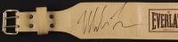 Mike Tyson Signed Vintage Everlast Belt (JSA COA)
