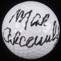 Mark Calcavecchia Signed Golf Ball (JSA COA)