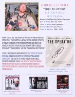 Robert J. O'Neill Signed SEAL Team Six LE 11x14 Print (PSA Hologram)