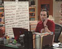 """Jim Parsons Signed """"The Big Bang Theory"""" 8x10 Photo (JSA COA)"""