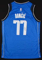 Luka Doncic Signed Dallas Mavericks Jersey (PSA COA)