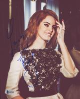 Lana Del Rey Signed 8x10 Photo (Beckett COA)