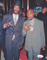 Snoop Dogg Signed 8x10 Photo (JSA COA)