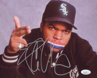 Ice Cube Signed 8x10 Photo (JSA COA)