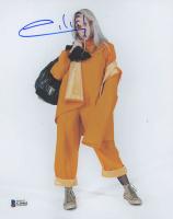Billie Eilish Signed 8x10 Photo (Beckett COA)