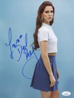 Lana Del Rey Signed 8x10 Photo (JSA COA)