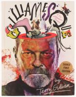 """Terry Gilliam Signed """"Gilliamesque: A Pre-posthumous Memoir"""" Hardcover Book (PSA COA)"""