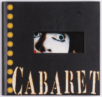 "Alan Cumming Signed ""Cabaret: The Illustrated Book and Lyrics"" Hardcover Book (PSA COA)"