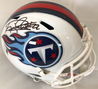 Derrick Henry Signed Tennessee Titans Full-Size Speed Helmet (Beckett COA)