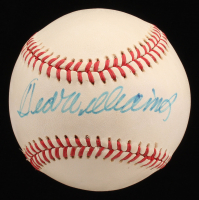 Ted Williams Signed OL Baseball (PSA LOA)