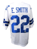 Emmitt Smith Signed Dallas Cowboys Jersey (JSA COA & Prova Hologram)