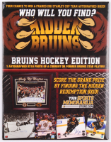 YSMS Hidden Bruins Hockey Edition 8x10 Mystery Box with Chance to Find Hidden Redemption at PristineAuction.com