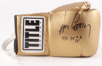 Gerry Cooney Signed Title Boxing Glove with Inscription (JSA COA)
