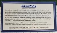 Rob Gronkowski Signed Patriots Full-Size Chrome Helmet (Steiner COA) at PristineAuction.com