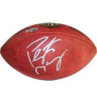 "Peyton Manning Signed Official NFL ""The Duke"" Football (Steiner COA)"