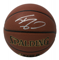 Shaquille O'Neal Signed NBA Basketball (Beckett COA)